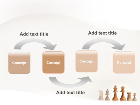 Main Chess Figures PowerPoint Template, Slide 4, 02120, Business Concepts — PoweredTemplate.com