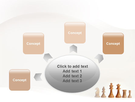 Main Chess Figures PowerPoint Template Slide 7