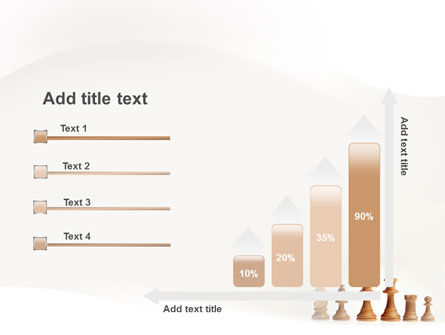 Main Chess Figures PowerPoint Template Slide 8