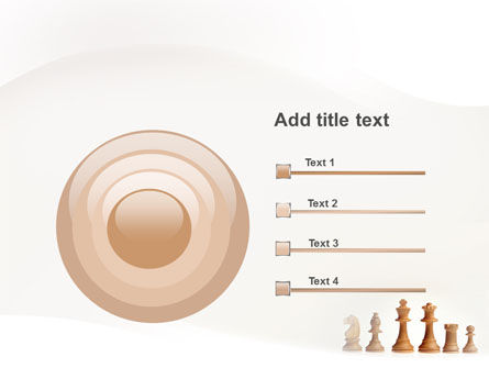 Main Chess Figures PowerPoint Template Slide 9