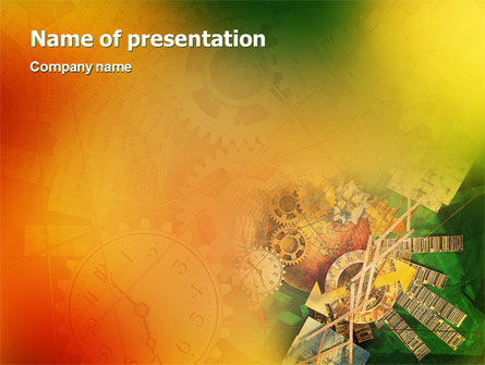 Business Mechanism PowerPoint Template