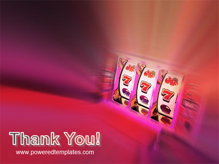 Slot Machine PowerPoint Template Slide 20