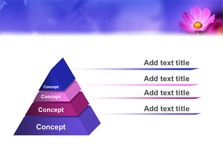 Flower PowerPoint Template Slide 10