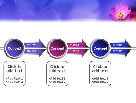 Flower PowerPoint Template Slide 11