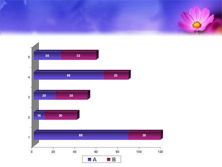 Flower PowerPoint Template Slide 17