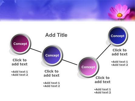 Flower PowerPoint Template Slide 6