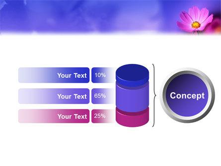 Flower PowerPoint Template Slide 8