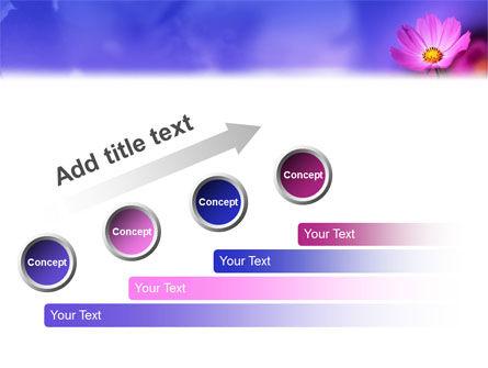 Flower PowerPoint Template Slide 9