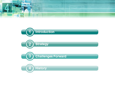Business Process PowerPoint Template, Slide 3, 02134, Business — PoweredTemplate.com