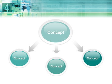 Business Process PowerPoint Template, Slide 4, 02134, Business — PoweredTemplate.com