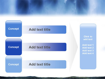 Waterfall PowerPoint Template Slide 12