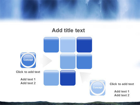 Waterfall PowerPoint Template Slide 16