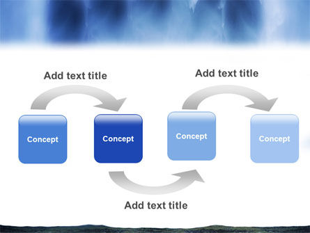 Waterfall PowerPoint Template Slide 4