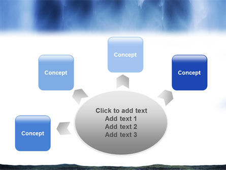 Waterfall PowerPoint Template Slide 7