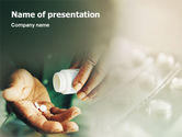 Medical: Pills PowerPoint Template #02138