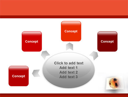 LCD Monitor PowerPoint Template Slide 7