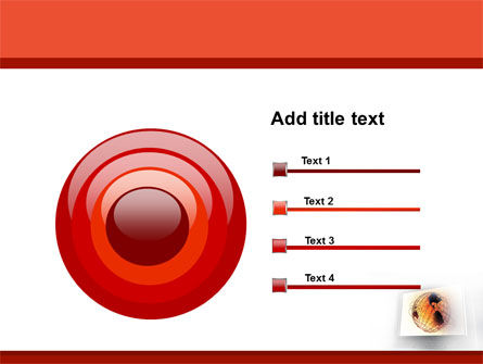 LCD Monitor PowerPoint Template Slide 9