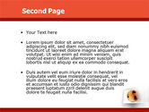 LCD Monitor PowerPoint Template#2