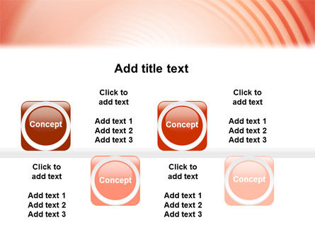 Swirl PowerPoint Template Slide 19