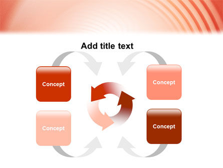 Swirl PowerPoint Template Slide 6