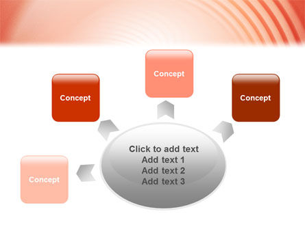 Swirl PowerPoint Template Slide 7
