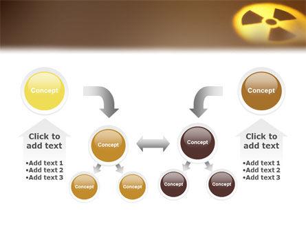 Radioactive Contamination PowerPoint Template Slide 19