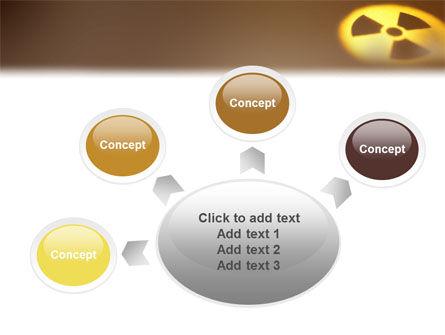 Radioactive Contamination PowerPoint Template Slide 7