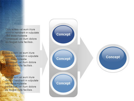 Sphinx PowerPoint Template Slide 11