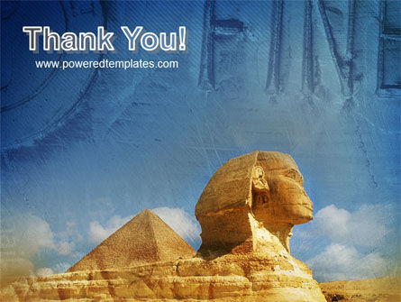 Sphinx PowerPoint Template Slide 20