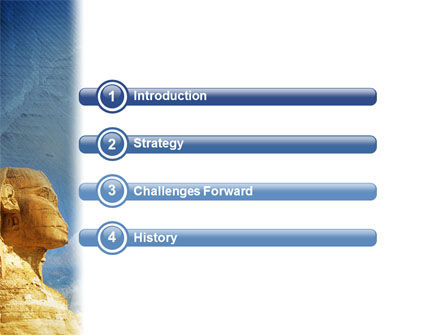 Sphinx PowerPoint Template, Slide 3, 02144, Flags/International — PoweredTemplate.com