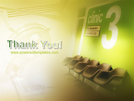 Clinic PowerPoint Template Slide 20