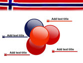Flag of Norway PowerPoint Template#10