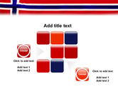 Flag of Norway PowerPoint Template#16