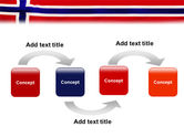 Flag of Norway PowerPoint Template#4