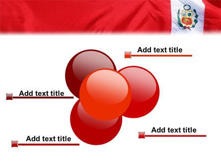 Flag of Peru PowerPoint Template Slide 10