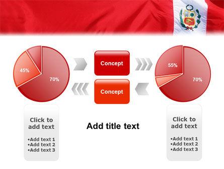 Flag of Peru PowerPoint Template Slide 11