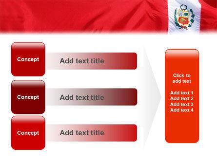 Flag of Peru PowerPoint Template Slide 12