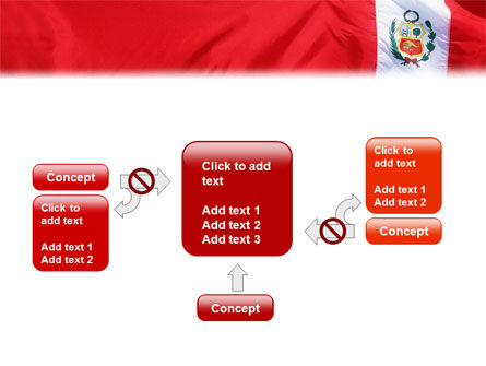 Flag of Peru PowerPoint Template Slide 13