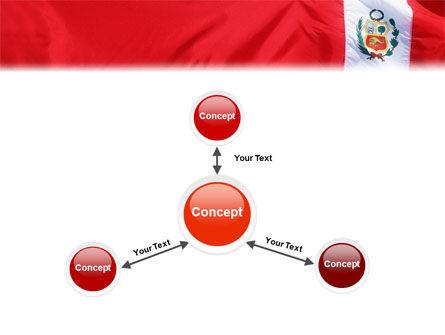 Flag of Peru PowerPoint Template Slide 14