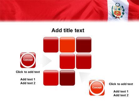 Flag of Peru PowerPoint Template Slide 16