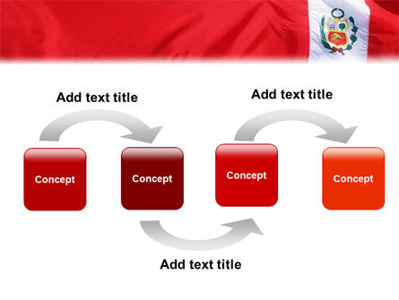 Flag of Peru PowerPoint Template Slide 4