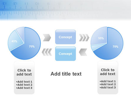 Tape Line PowerPoint Template Slide 11