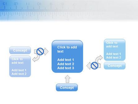 Tape Line PowerPoint Template Slide 13