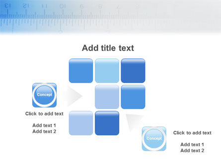 Tape Line PowerPoint Template Slide 16
