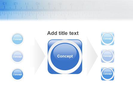 Tape Line PowerPoint Template Slide 17