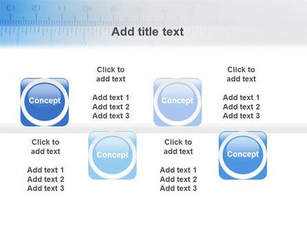 Tape Line PowerPoint Template Slide 19