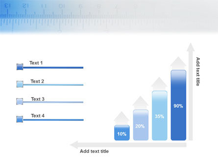 Tape Line PowerPoint Template Slide 8