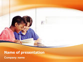 Education & Training: Cooperation PowerPoint Template #02164