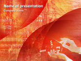 Art & Entertainment: Classical Music PowerPoint Template #02174