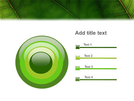 Botany PowerPoint Template Slide 9